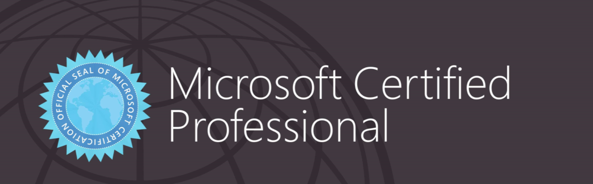 Microsoft Certified Professionals Microsoft Partner Advisor
